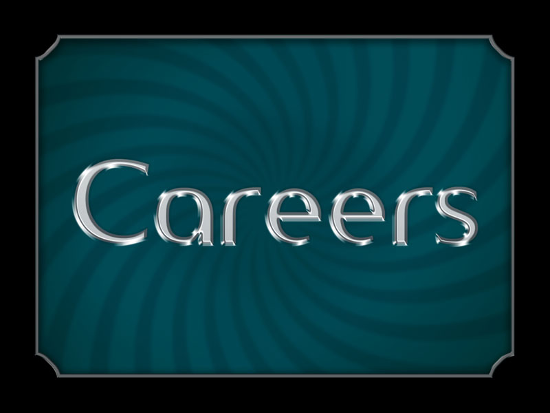 Audio Clusters - Careers